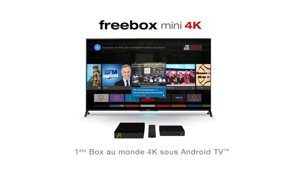 franck beul la freebox mini 4k 2 euros par mois. Black Bedroom Furniture Sets. Home Design Ideas