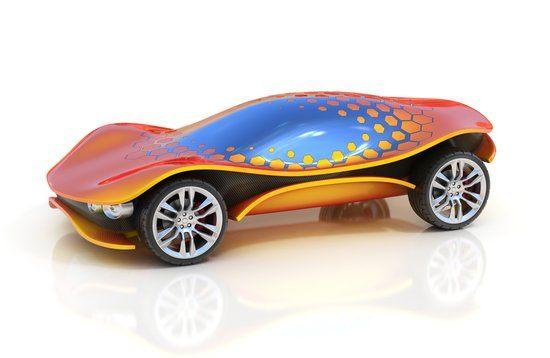 voiture-futuriste